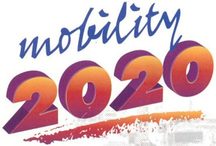 The logo for Mobility 2020