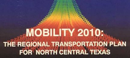 The logo for Mobility 2010