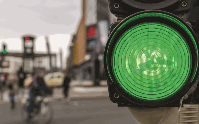 Green Traffic Light- Getty Images