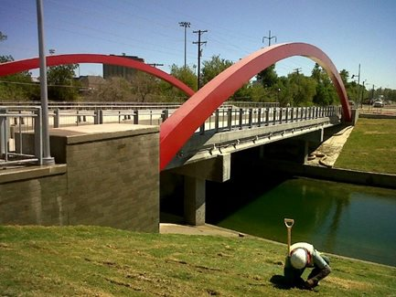 Vitruvian Park Bridge