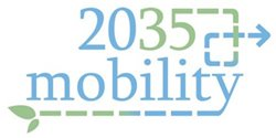 The logo for Mobility 2035