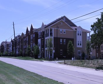 New residences in Flower Mound