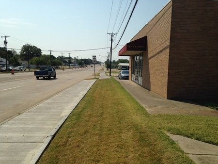 Kennedale Parkway Improvements