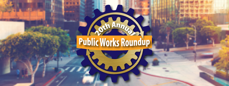 2019 Public Works Roundup Invitation