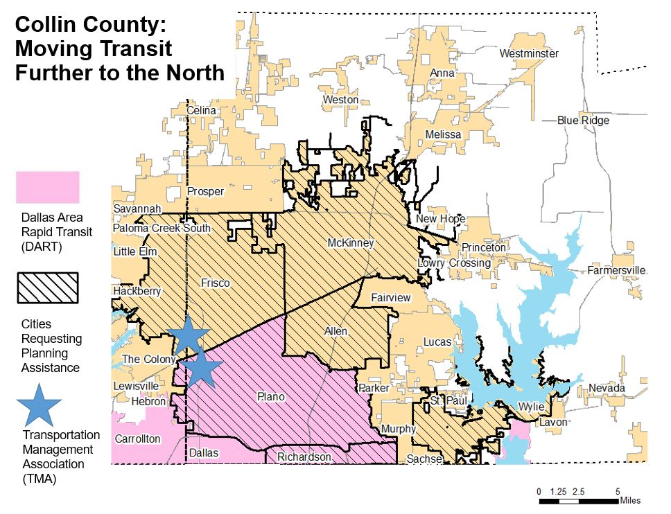 Map Of Central Texas Cities.North Central Texas Council Of Governments Collin County