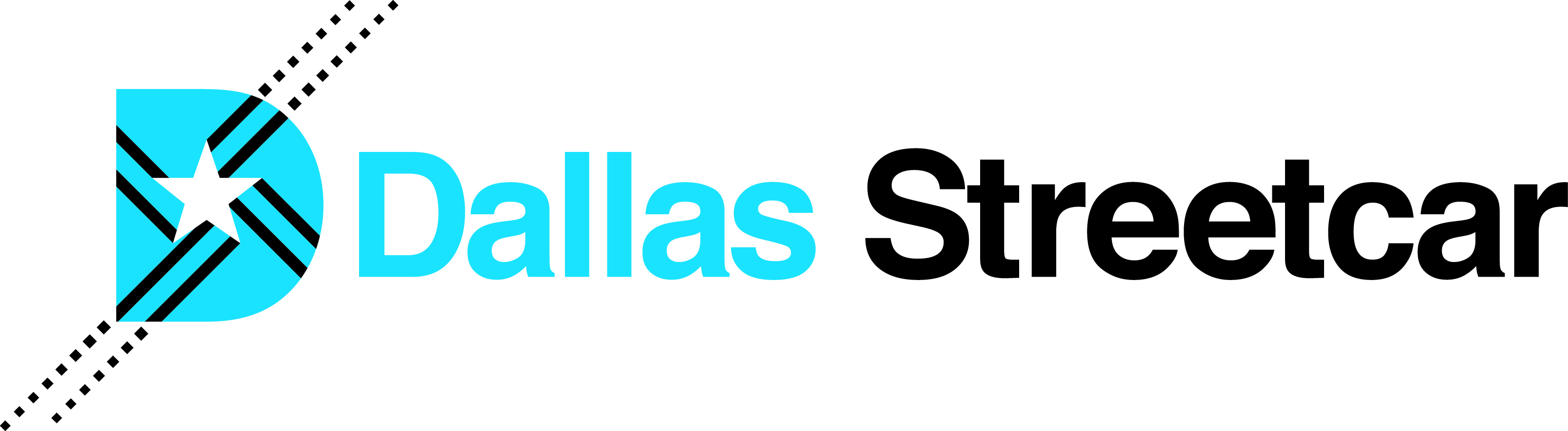 The official logo of Dallas Streetcar